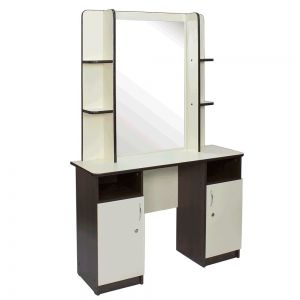 Парикмахерские столы с зеркалом